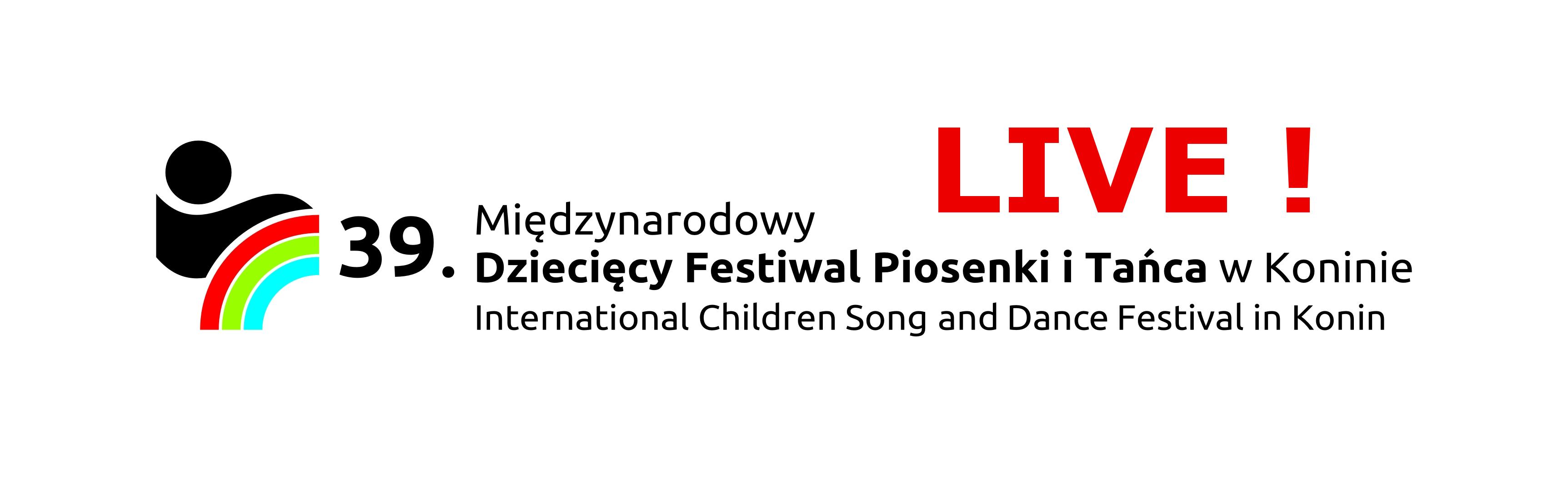 38. Międzynarodowy Dziecięcy Festiwal Piosenki i Tańca w Koninie LIVE 2017
